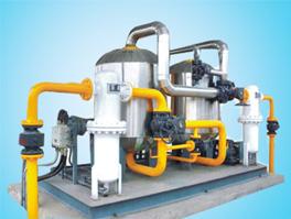 天然气低压脱水装置