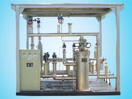 LNG泵液装置