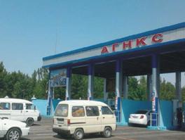 乌兹别克斯坦布哈特加气站